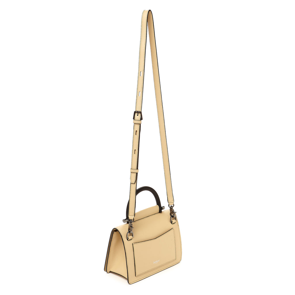 botkier austin top handle crossbody fawn strap