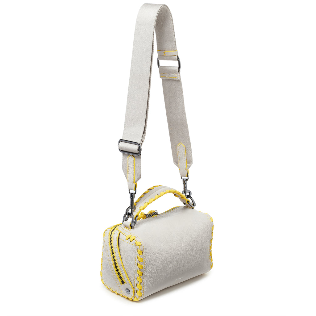 nomad crossbody dove strap