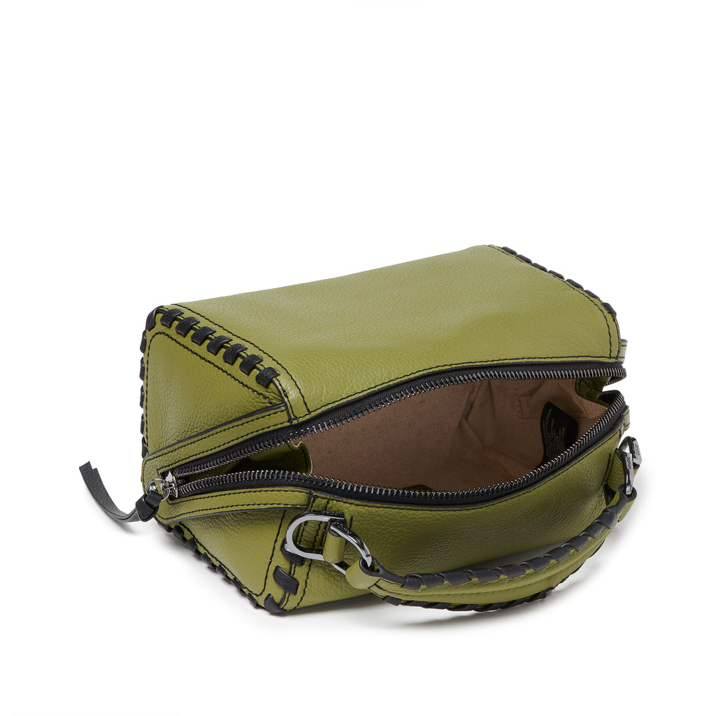 nomad crossbody moss interior