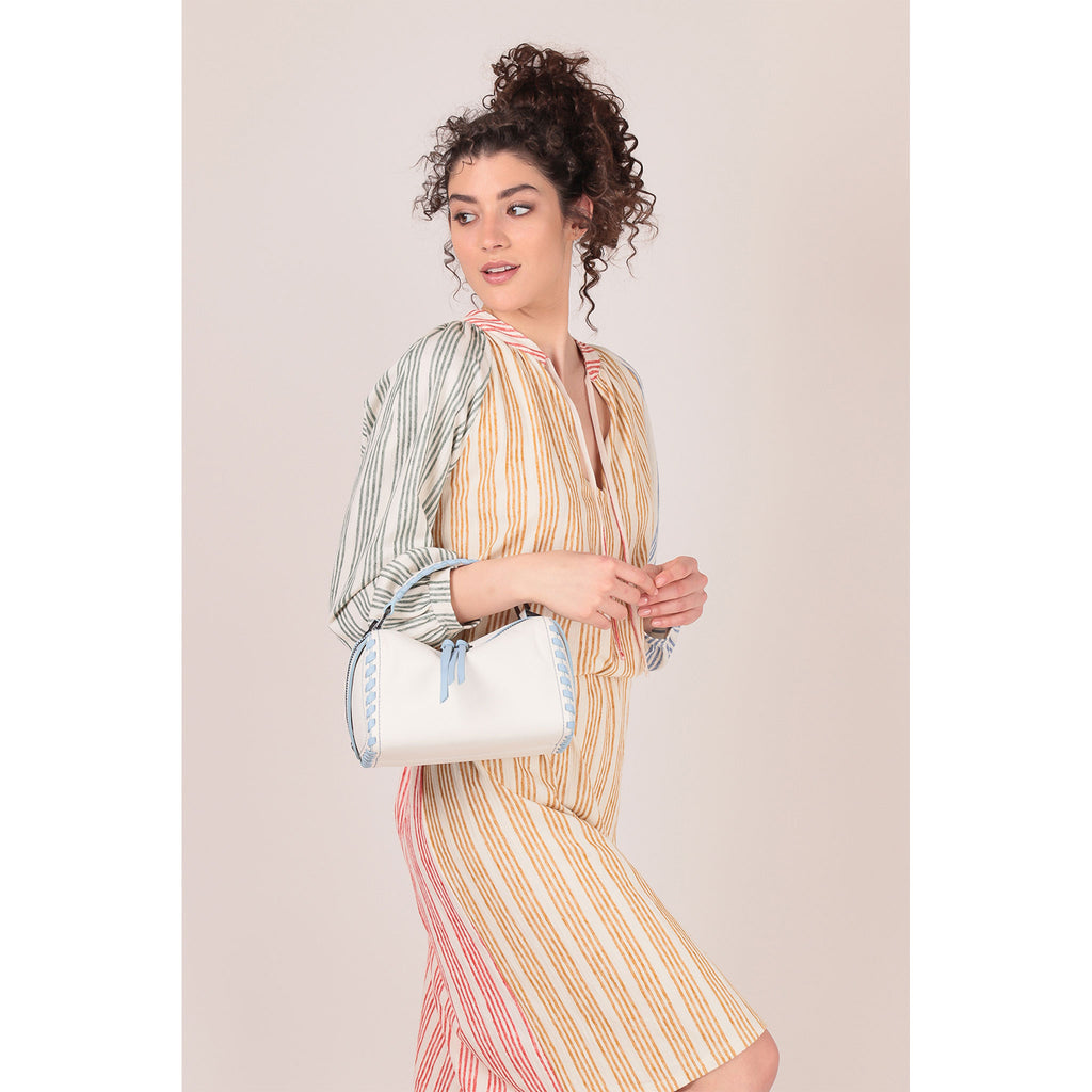 nomad crossbody marshmallow on figure top handle