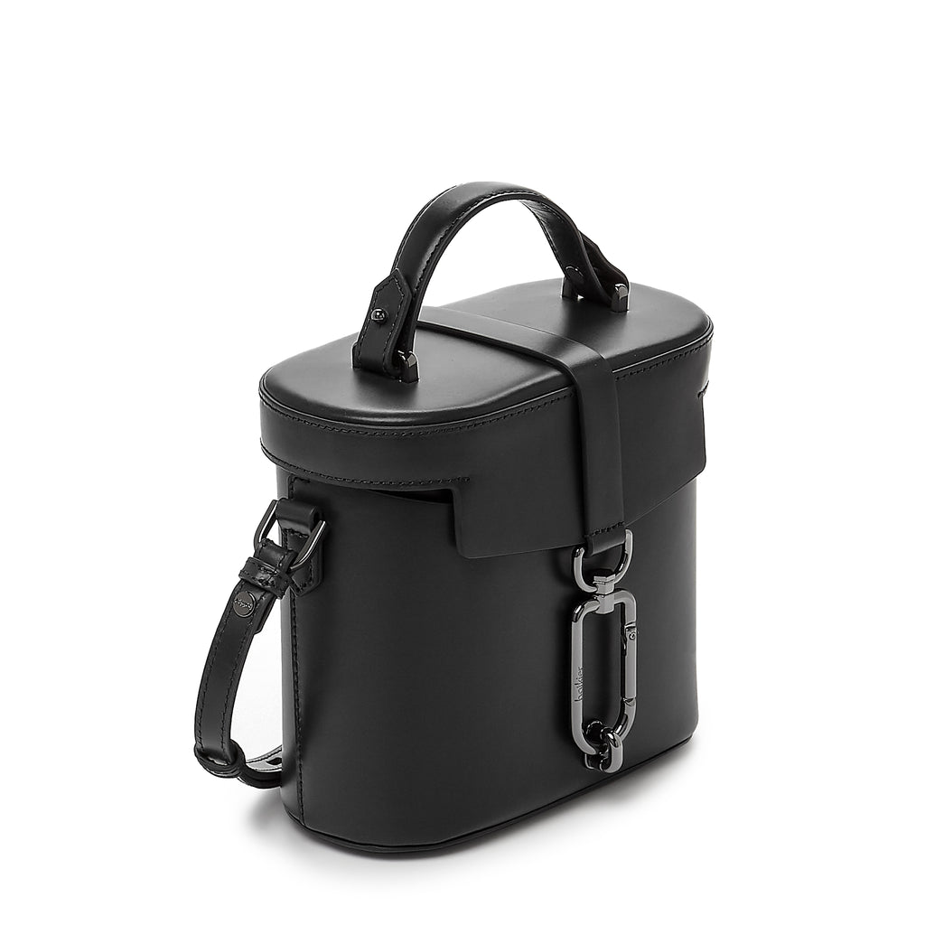 brooklyn canteen crossbody black angle
