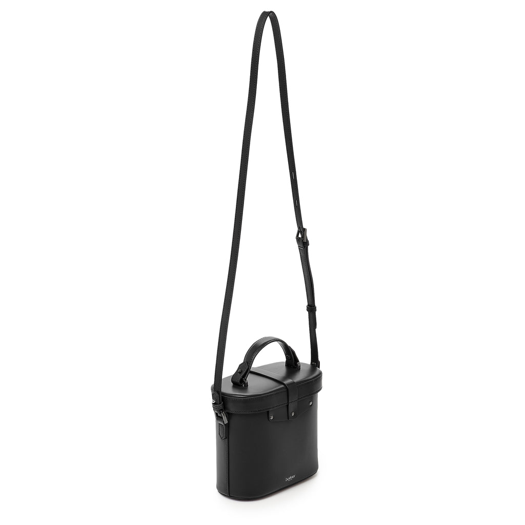 brooklyn canteen crossbody black strap