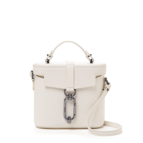 brooklyn canteen crossbody marshmallow front