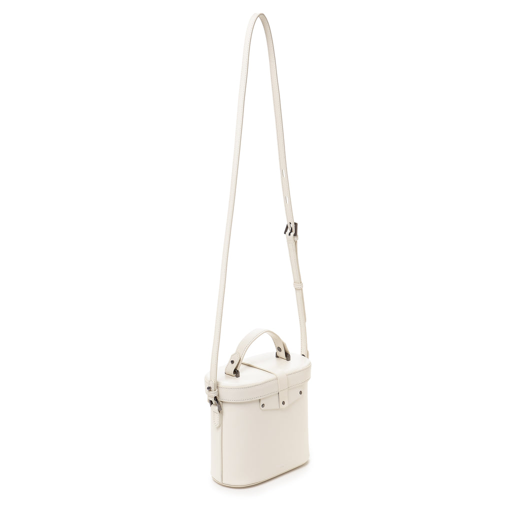 brooklyn canteen crossbody marshmallow strap
