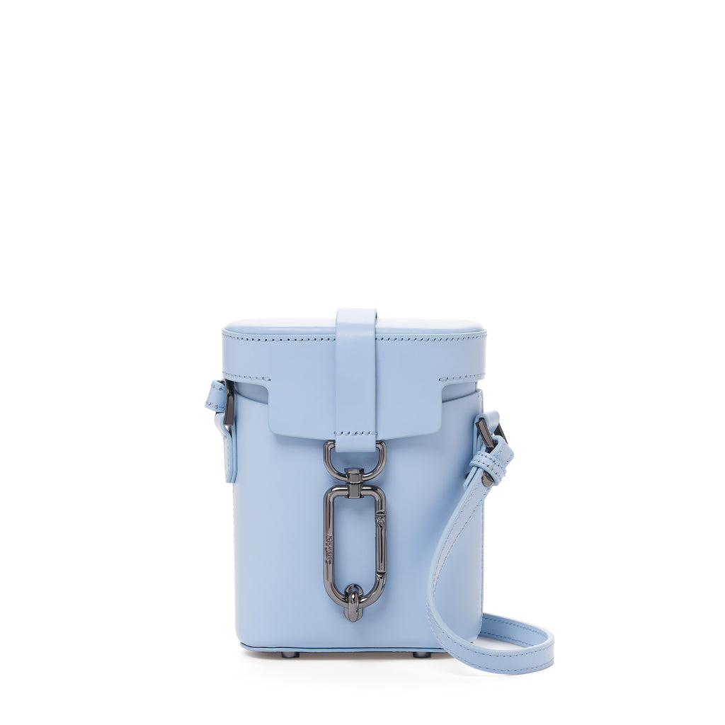 botkier brooklyn crossbody blue cadet