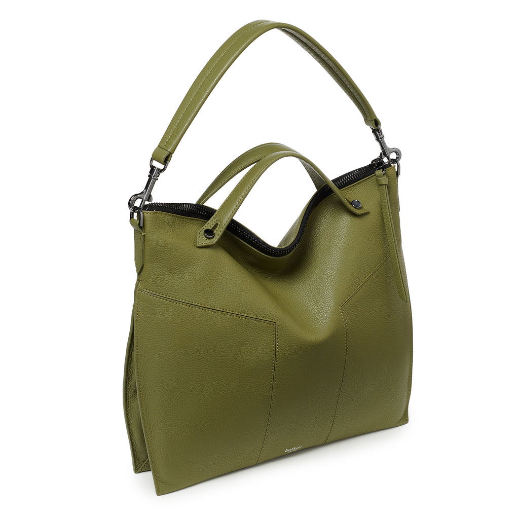 trigger convertible hobo moss back strap