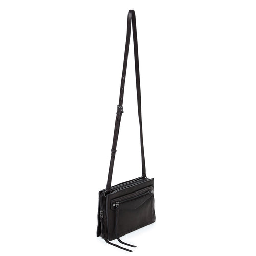 botkier essex crossbody in black Alternate View