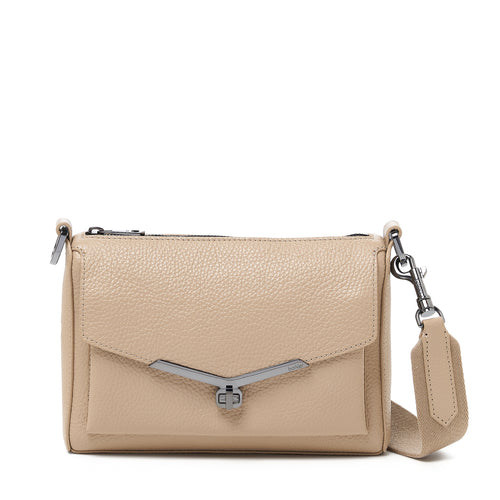 botkier valentina crossbody in latte brown