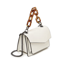 botkier cobble hill mini chain crossbody marshmallow front angle