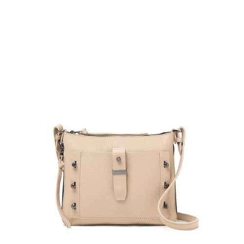 botkier warren expandable crossbody in beige