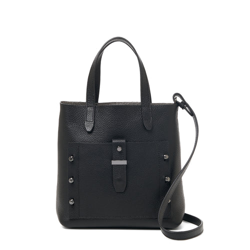 botkier warren bite size satchel in black