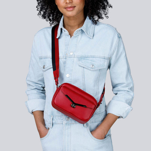 Valentina Mini Camera Crossbody Alternate View