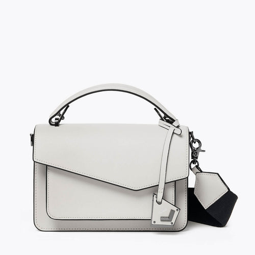 botkier cobble hill crossbody dove front