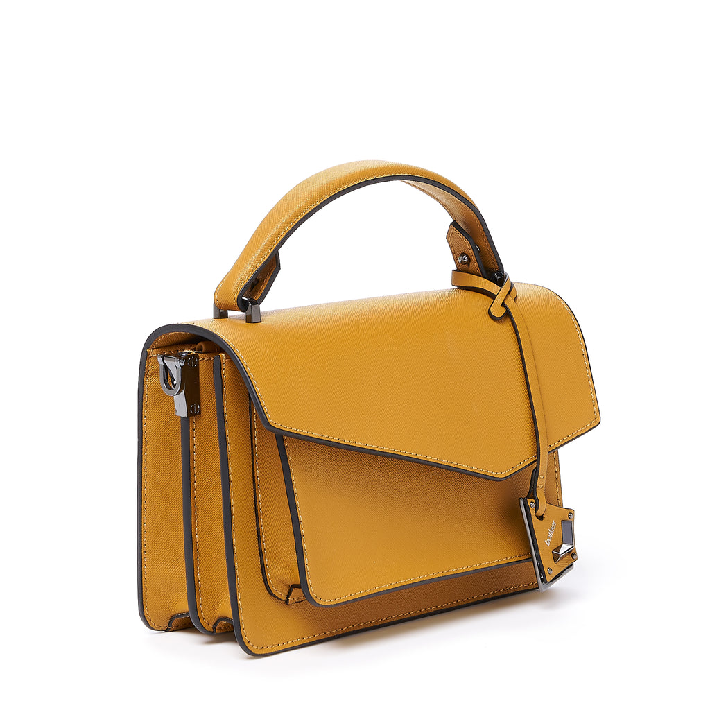 botkier cobble hill crossbody golden angle