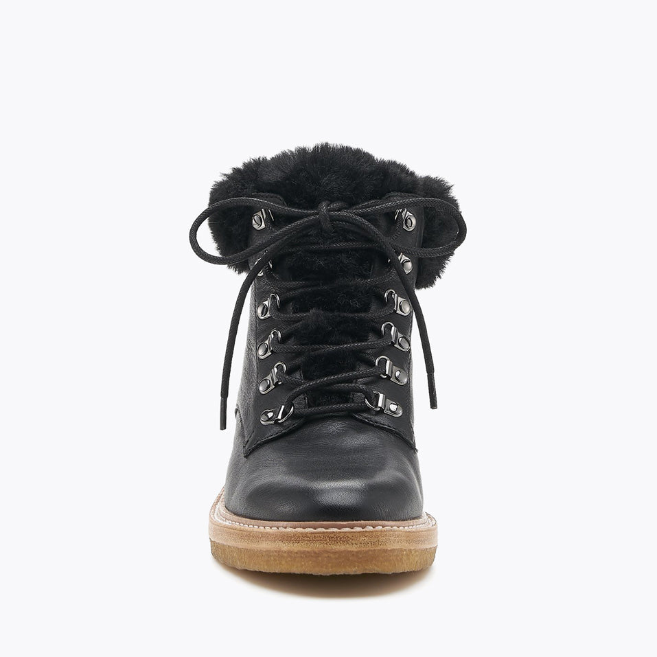 botkier winter boot black front