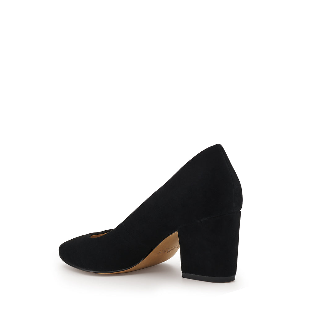 stella pump black back angle