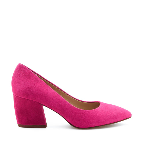 stella pump hot pink side