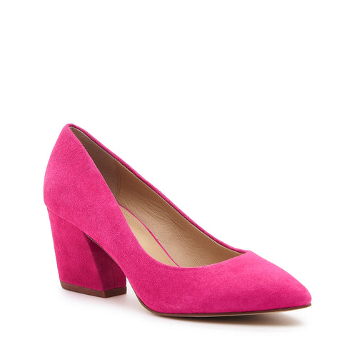 stella pump hot pink side Alternate View