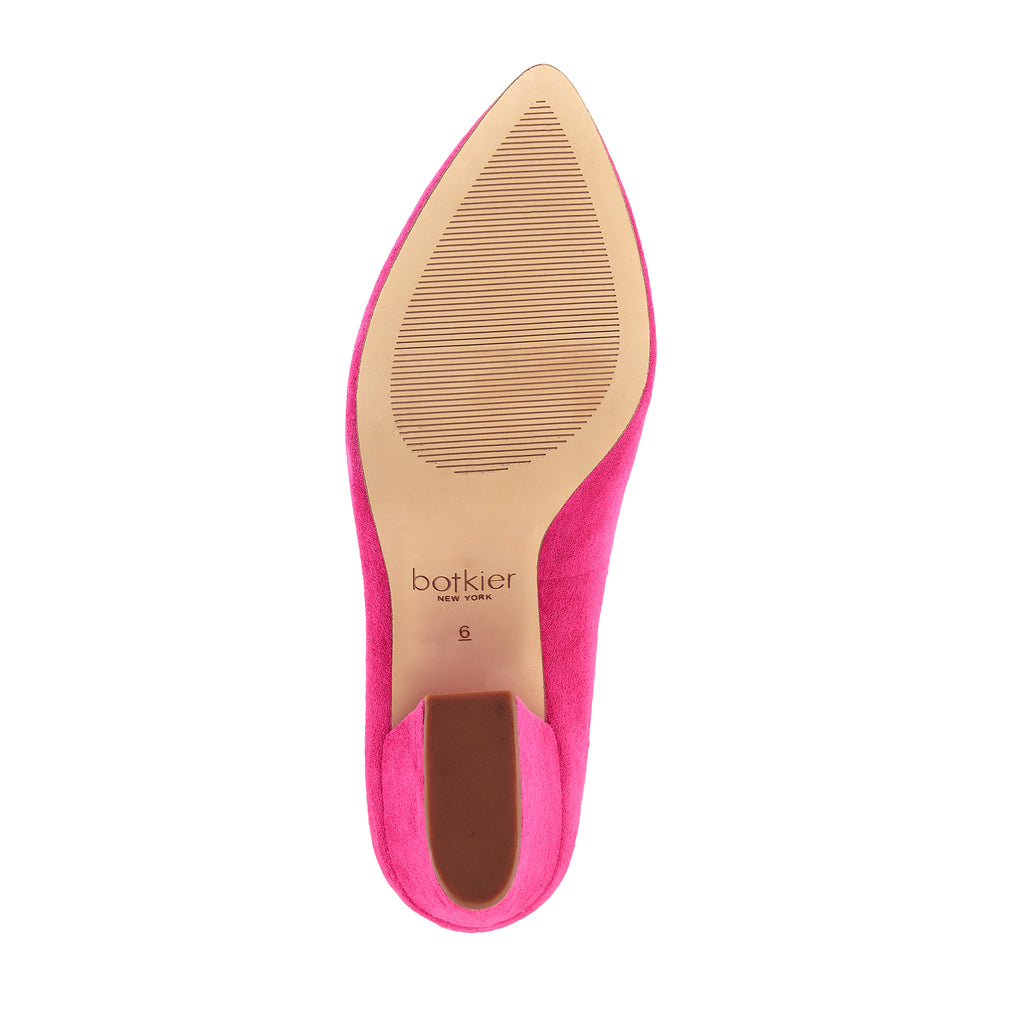 stella pump hot pink bottom