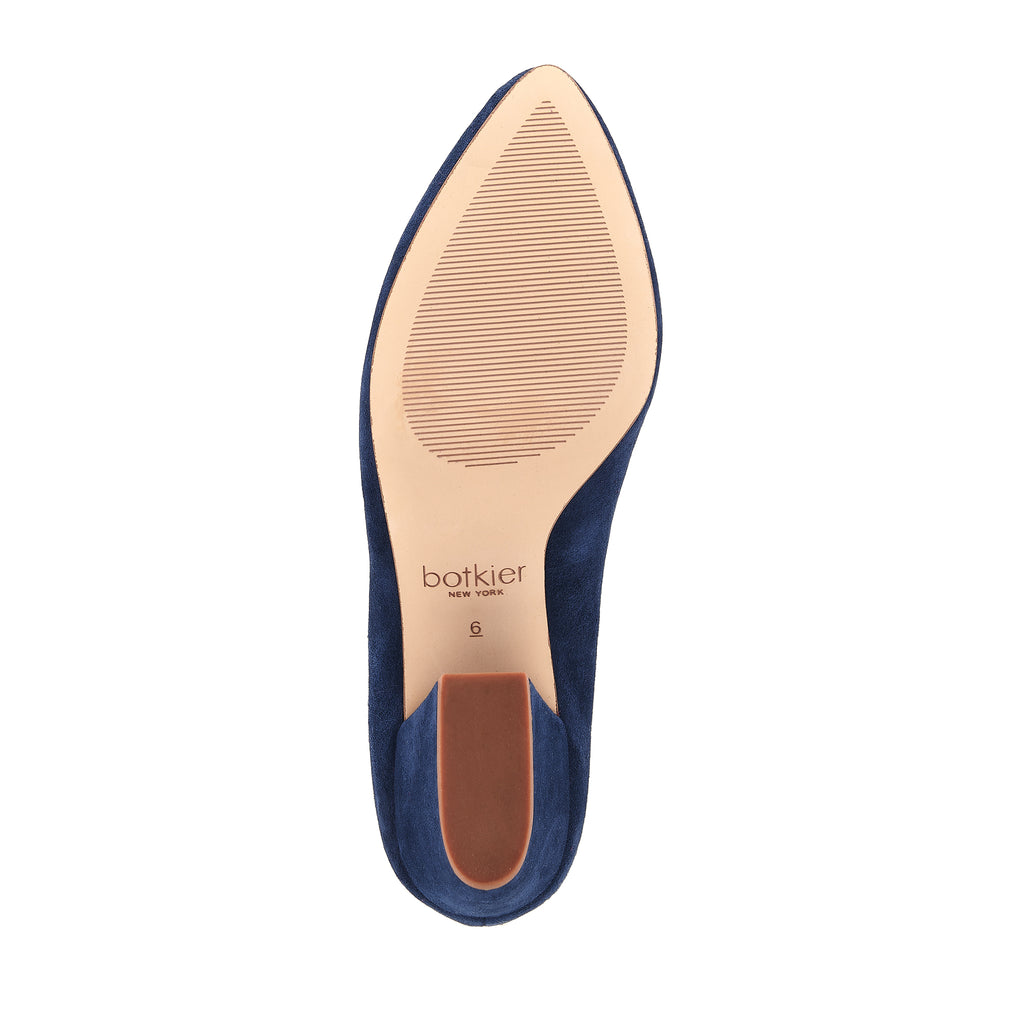 stella pump galaxy blue bottom