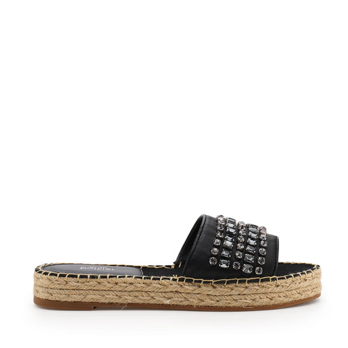 botkier julie espadrille in black stone