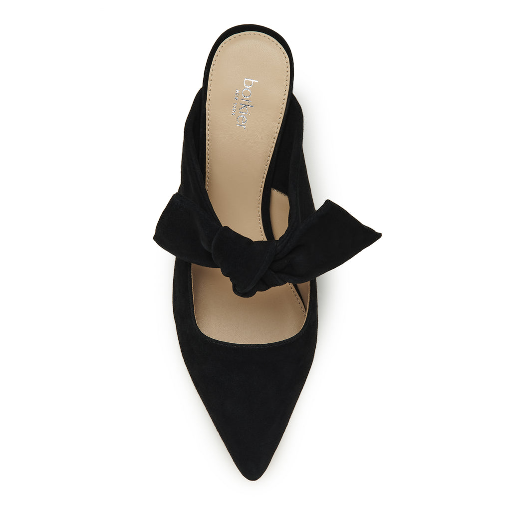 pina kitten heel black top