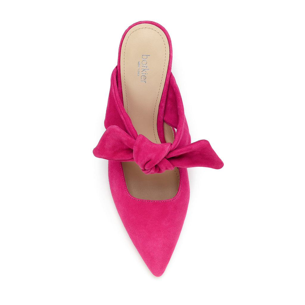 pina kitten heel hot pink top