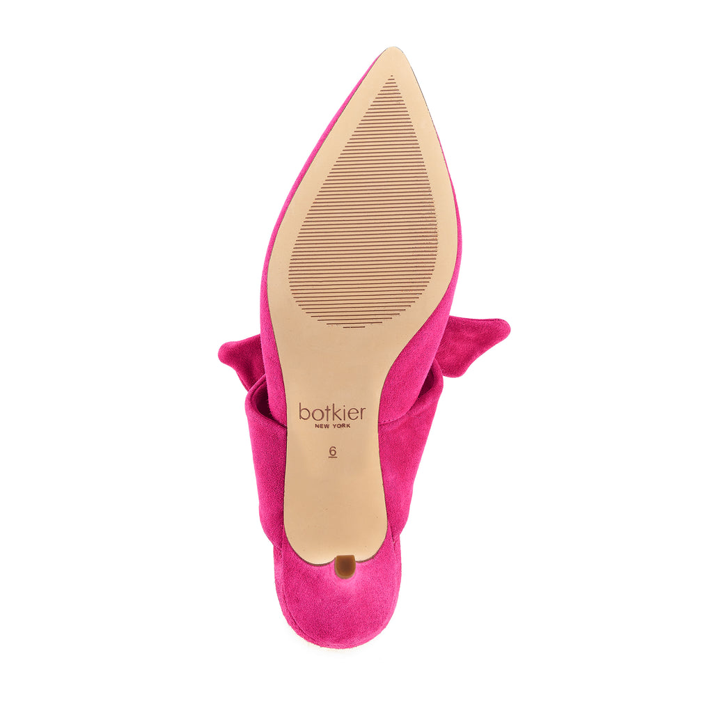 pina kitten heel hot pink bottom