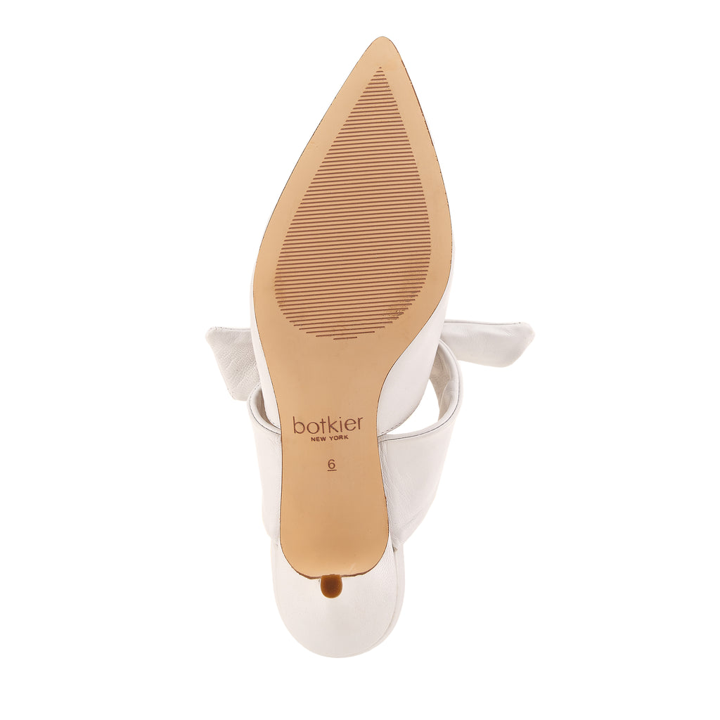 pina kitten heel coconut bottom