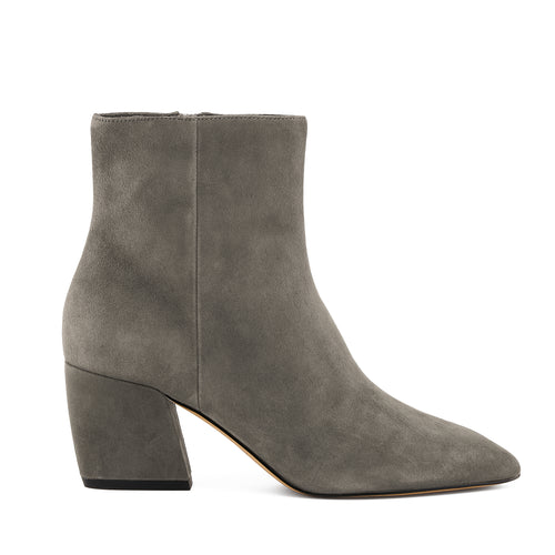 botkier sasha almond toe bootie in winter grey