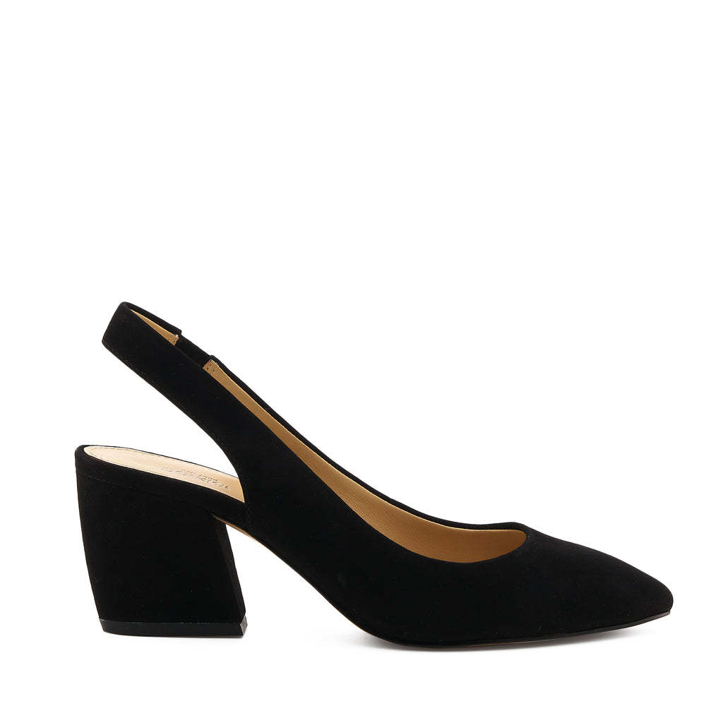 shayla slingback black side