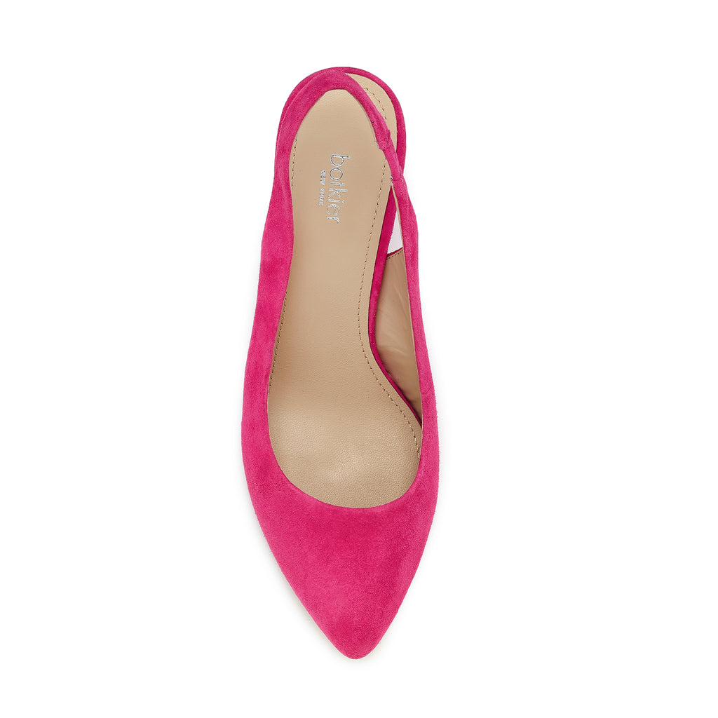 shayla slingback hot pink top