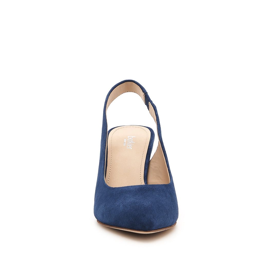 shayla slingback galaxy blue front