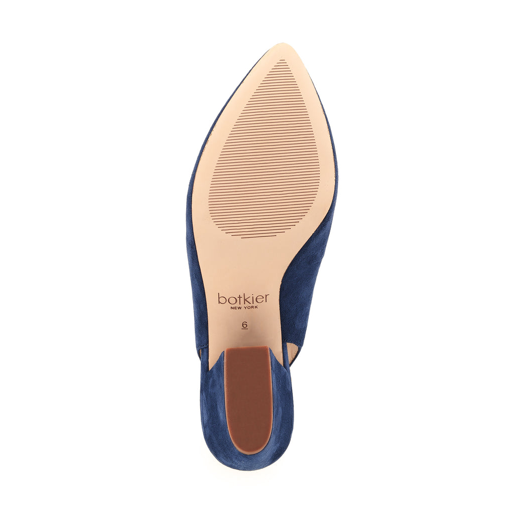 shayla slingback galaxy blue bottom