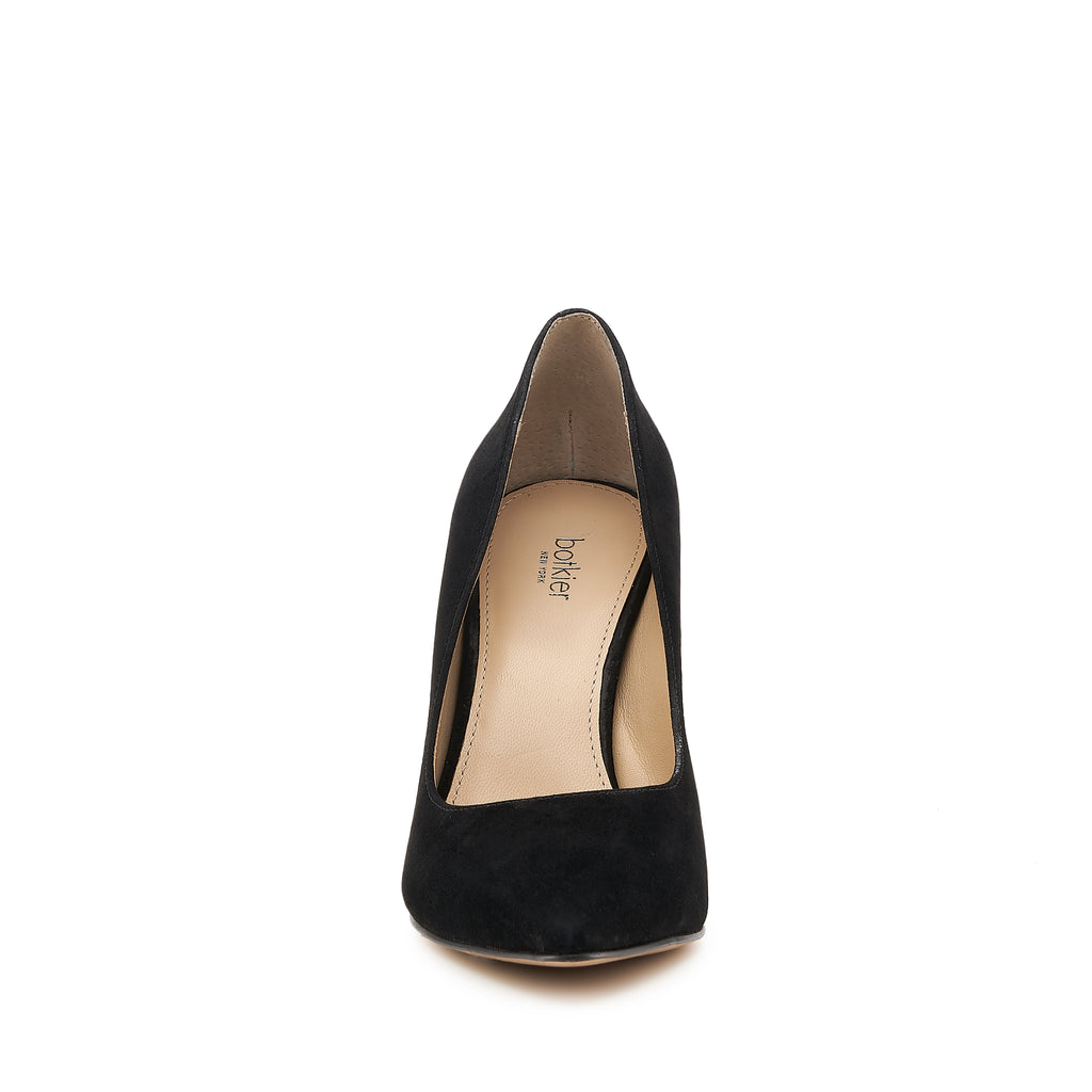 botkier marci almond toe pump in black