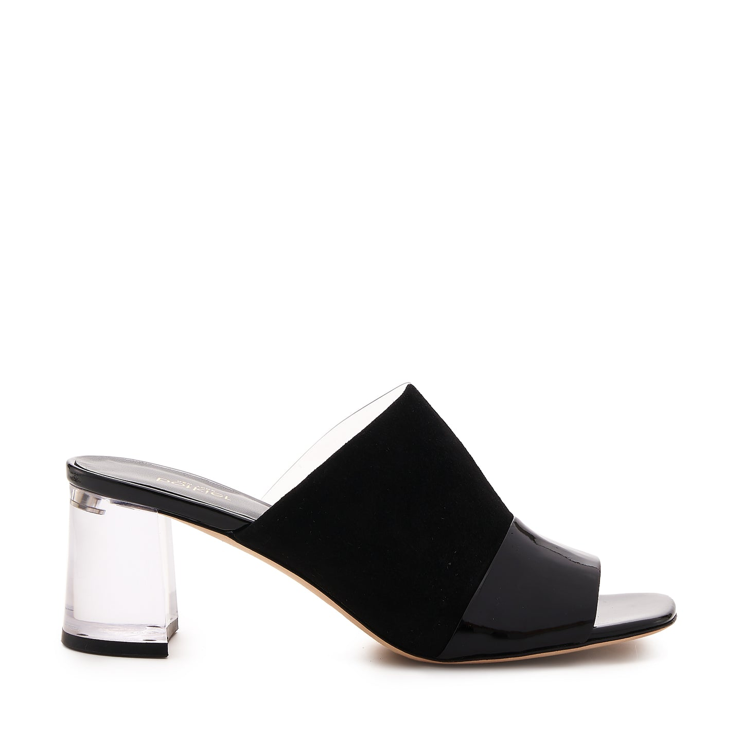 Decker Low Heel Mule