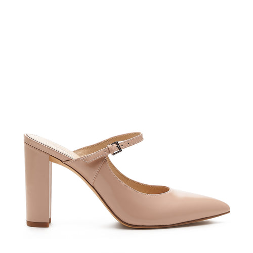 botkier hannah mary jane mule in nude