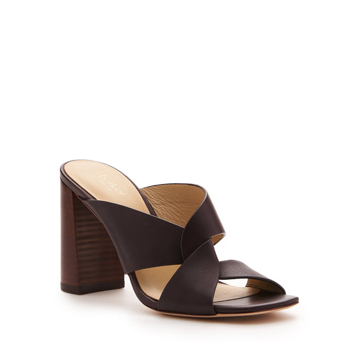 raven twist sandal cocoa brown side Alternate View