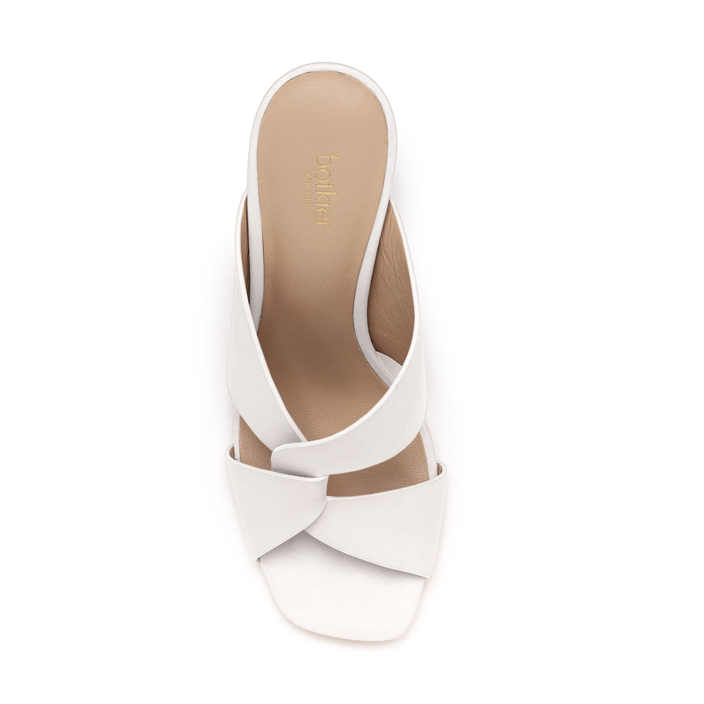 raven twist sandal coconut top