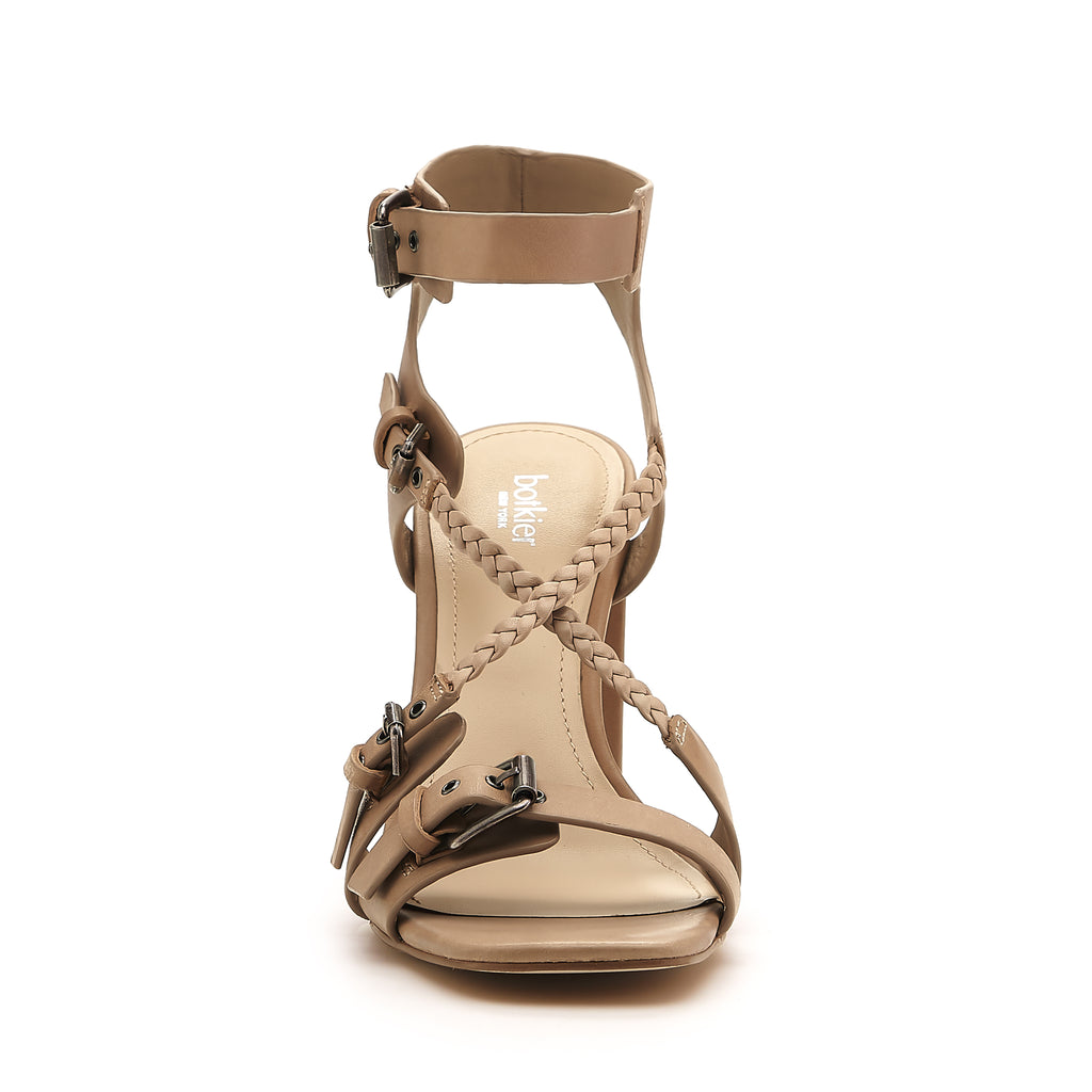 rory sandal taupe front
