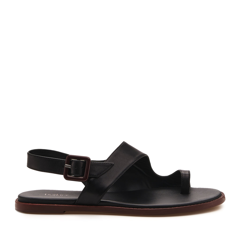 fargo sandal black side