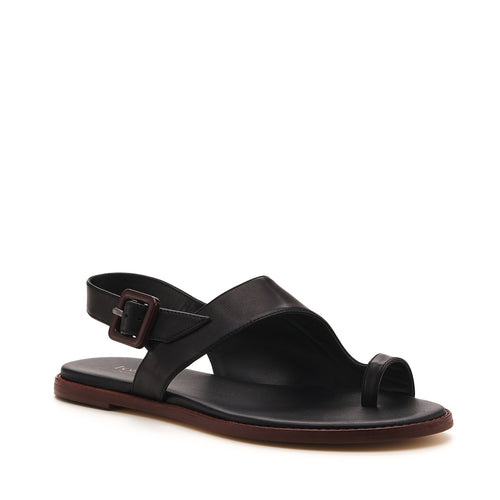 fargo sandal black side Alternate View