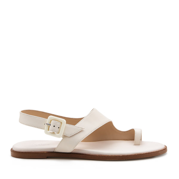 fargo sandal coconut side