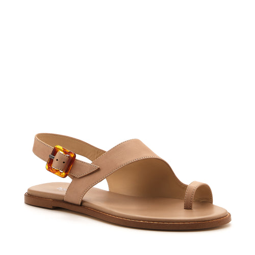 fargo sandal taupe side Alternate View