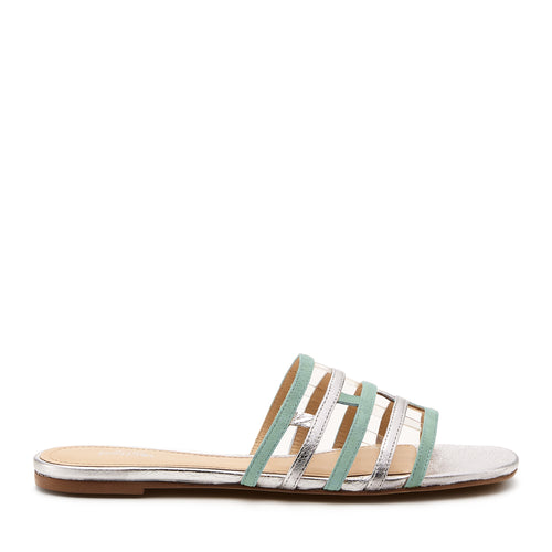 bridger slide iced mint side