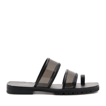 maje slide black side