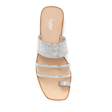 maje slide silver top
