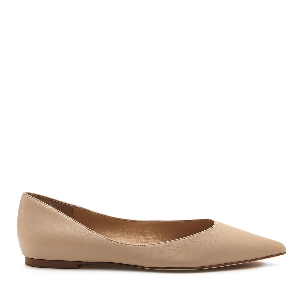 annika flat almond side