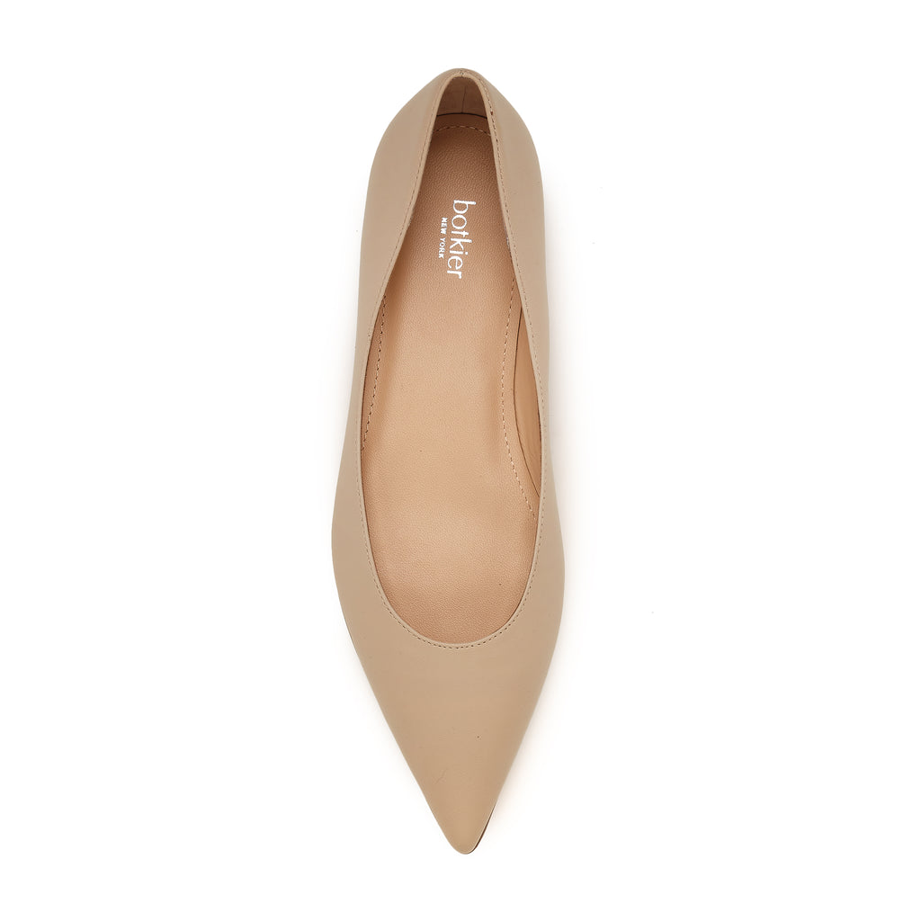 annika flat almond top