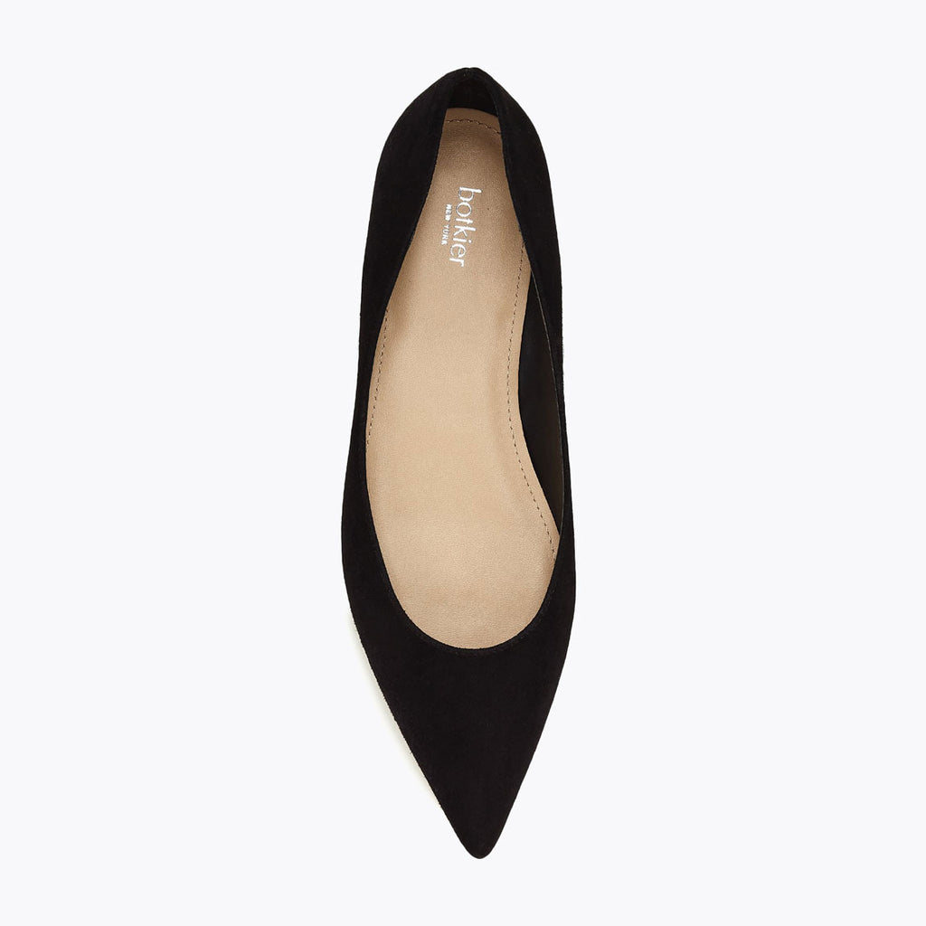 annika flat black top
